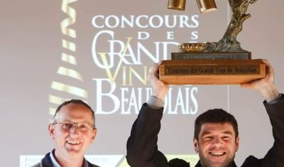 Blog des Vins Maison Jambon - Concours des Grands Vins du Beaujolais