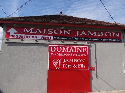 Maison Jambon - Le caveau de dégustation